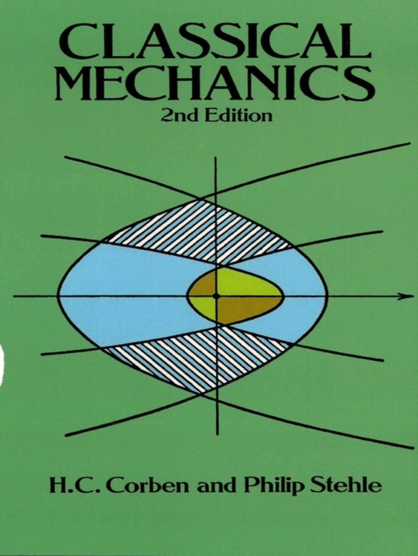 Classical Mechanics Ebook Physics Courses Modern Physics