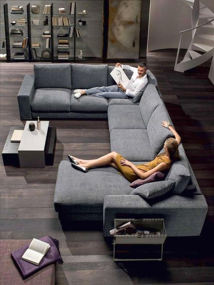 30 Gorgeous Urban Contemporary Living Room Decor Ideas