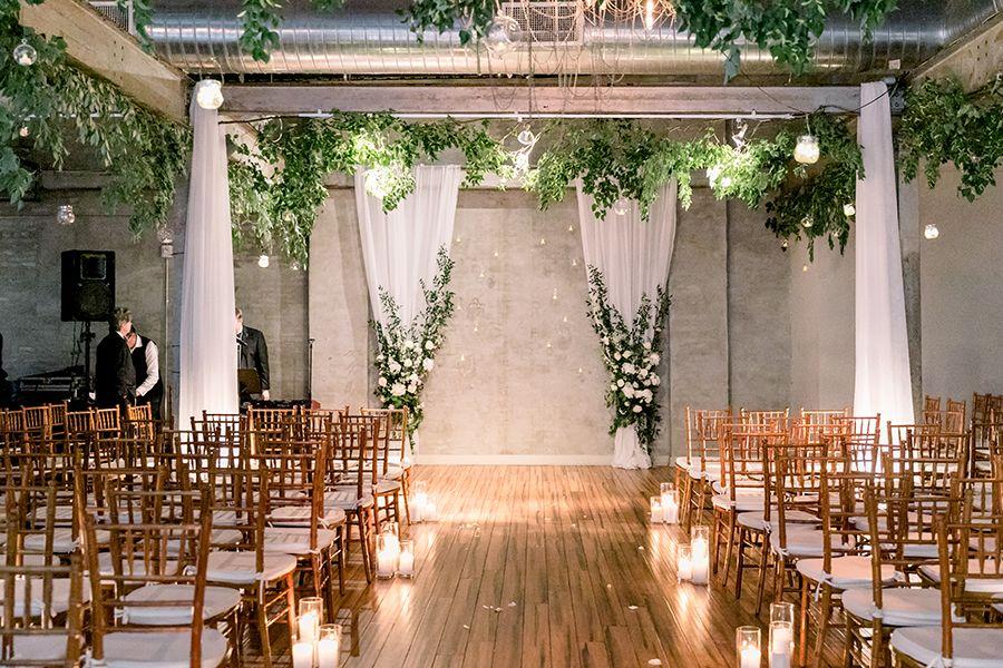 Modern Romantic Wedding At Front Palmer Philly In Love Philadelphia Wedding Venues Romantic Wedding Venue Romantic Wedding Decor