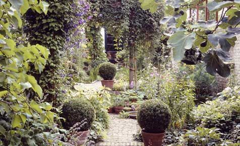 Kleiner Garten Pinterest - garten selbst gestalten tipps