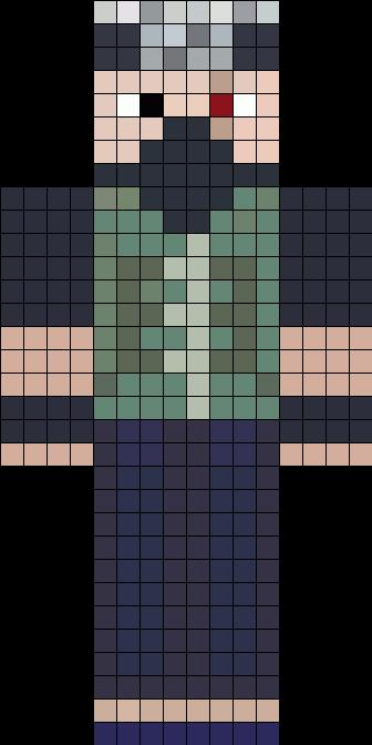 Grid Master | Minecraft Skin |Skin Grid