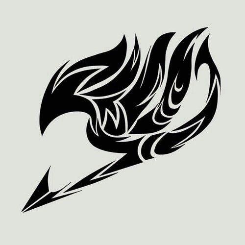 New FAIRY TAIL Rare Logo Natsu Gray Erza Anime Men/'s Black T-Shirt Size S to 3XL