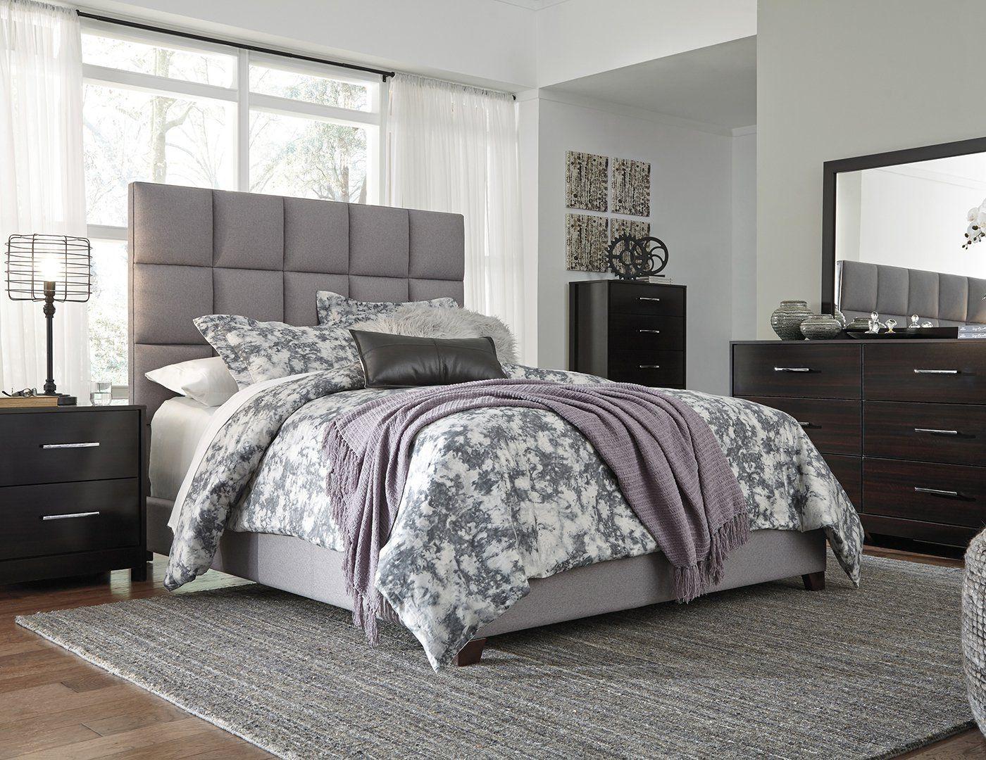 Agella 5pc. King Bedroom Set Upholstered beds