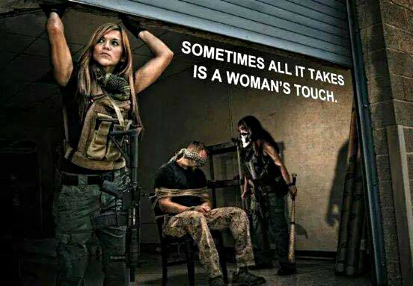 Support Our Troops Female police officers, Female cop