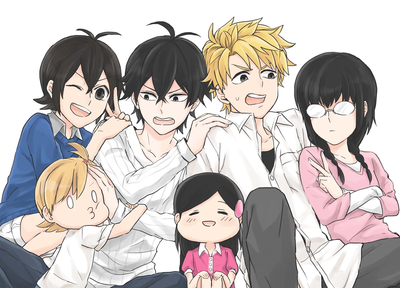 Barakamon Anime, Casal anime, Mangas