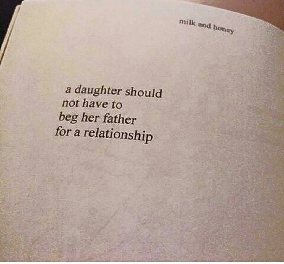 poems on father and daughter relationship