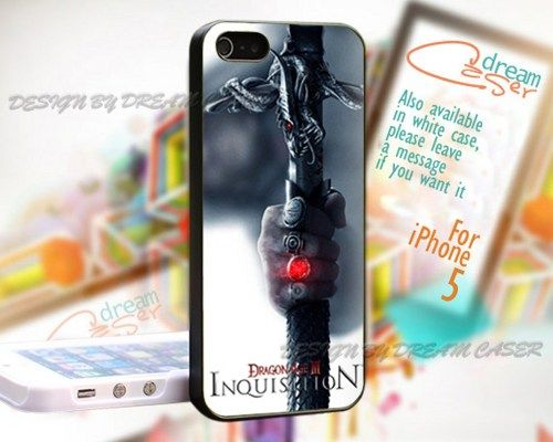 Dragon Age 3 Inquisition - Print On Hard Case iPhone 5 Case