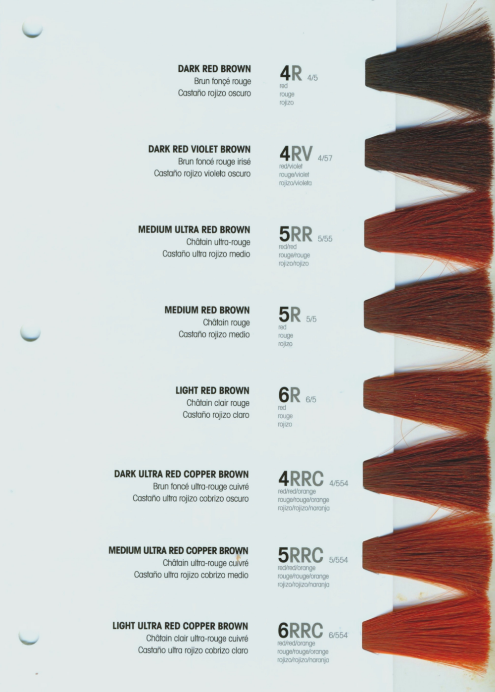 New Lanza Color Swatch Chart Album On Imgur Hair And Thare Lanzahaircolor In 2020 Hair Color Chart Ion Hair Colors Ion Hair Color Chart
