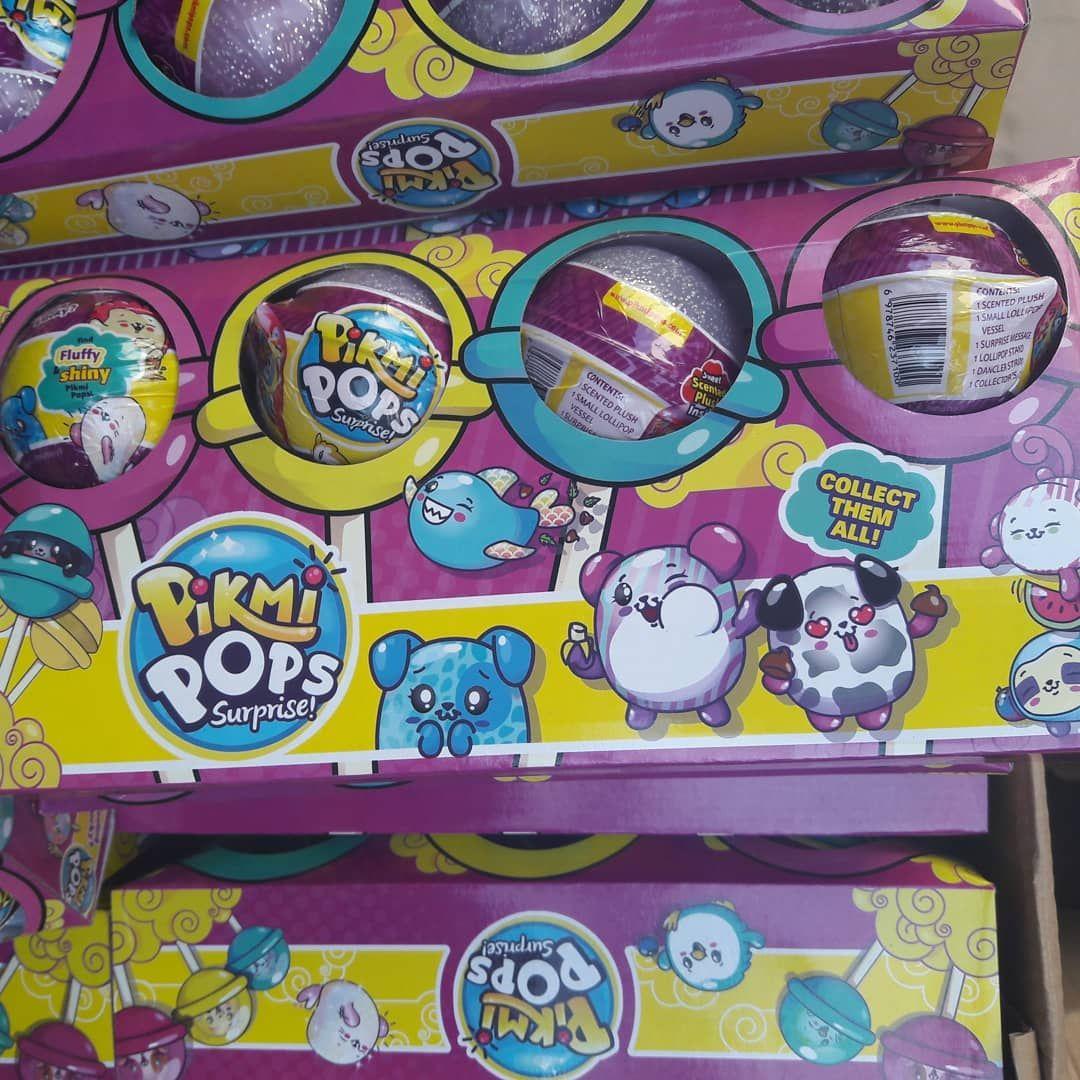 Pikmi Pops Cari Balon Mainan Dan Perlengkapan Pesta Yg Lengkap