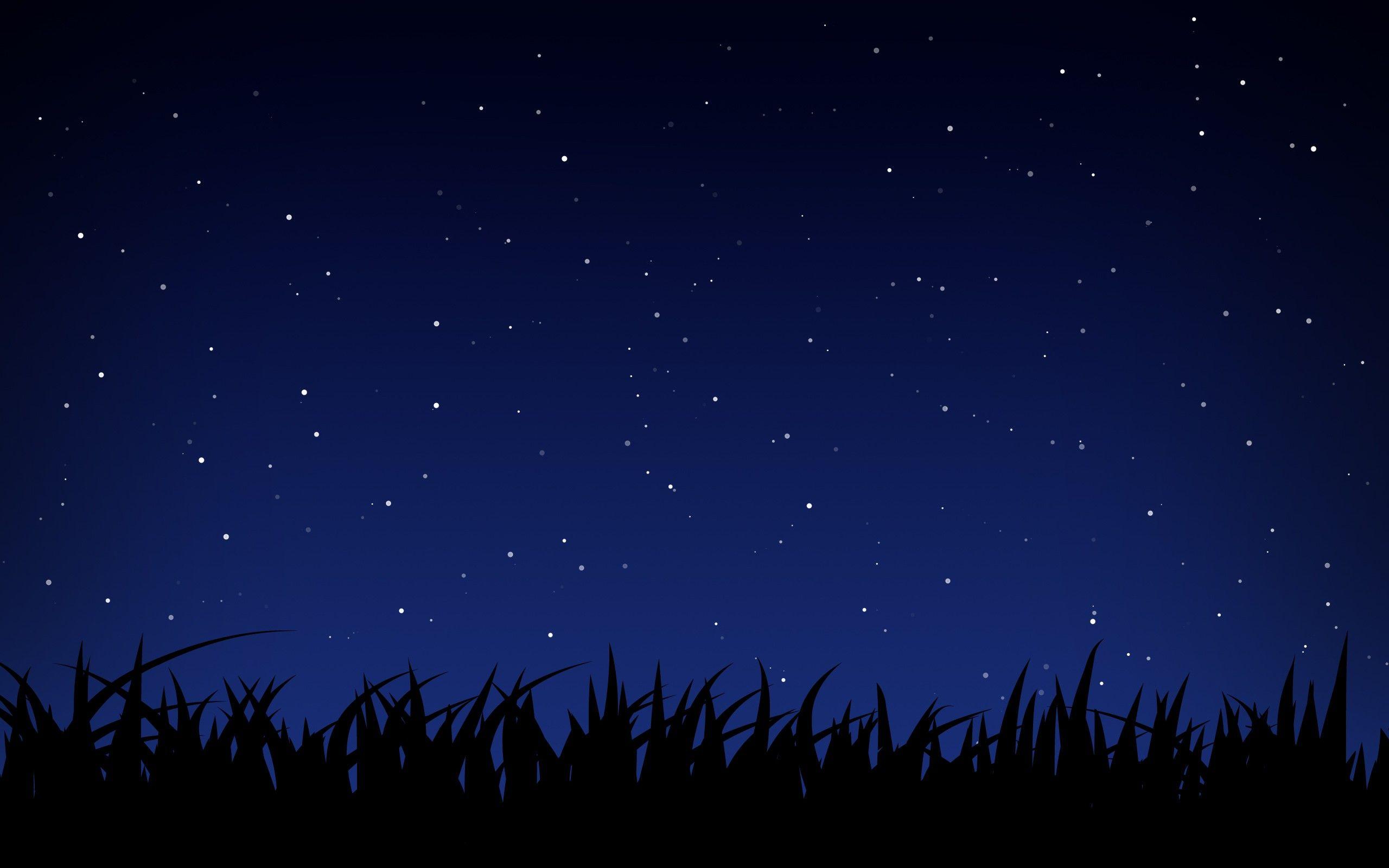 christmas night sky clipart - photo #12