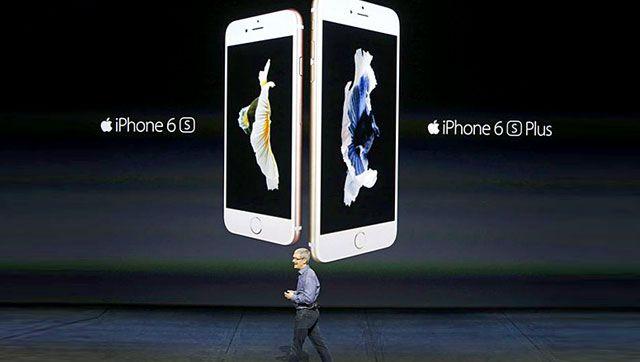 Apple unveils iPhones 6S, 6S Plus, iPad Pro; overhauls Apple TV