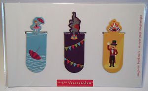 HBB-Magnetlesezeichen-Zirkus-Elefant-Zelt-Mitgebsel-Kindergeburtstag-Moses
