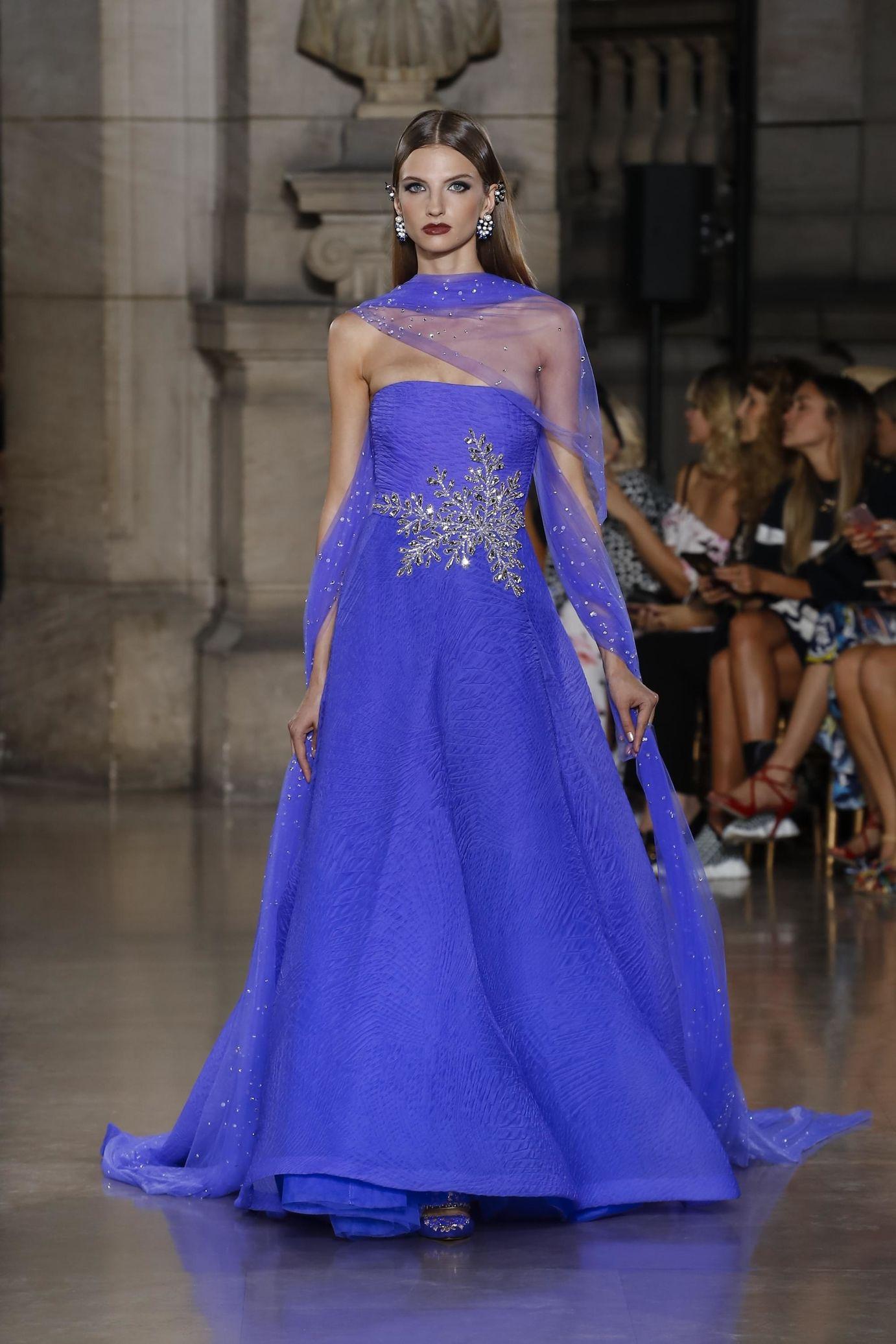 Georges Hobeika Couture: Couture Fall/Winter 2017-2018 | Vestidos de ...