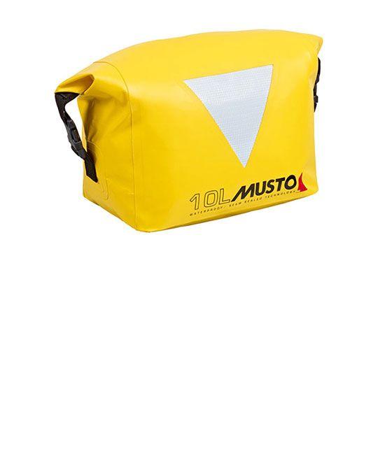 MUSTO  Waterproof Dry Pack 10L AL3332  £30. Guaranteed waterproof ... b536640631945