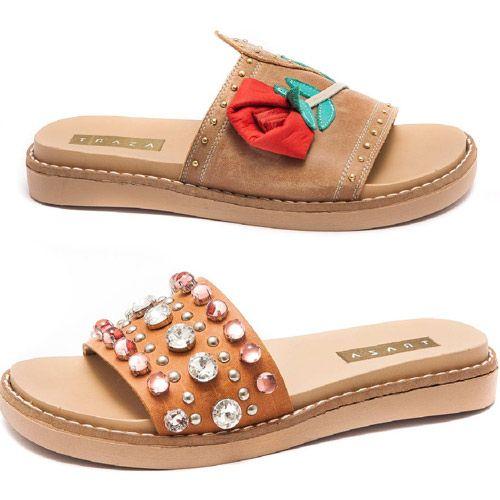 d6f37e210c368 Zapatos Verano 2018 - Traza Calzados - El Bazar