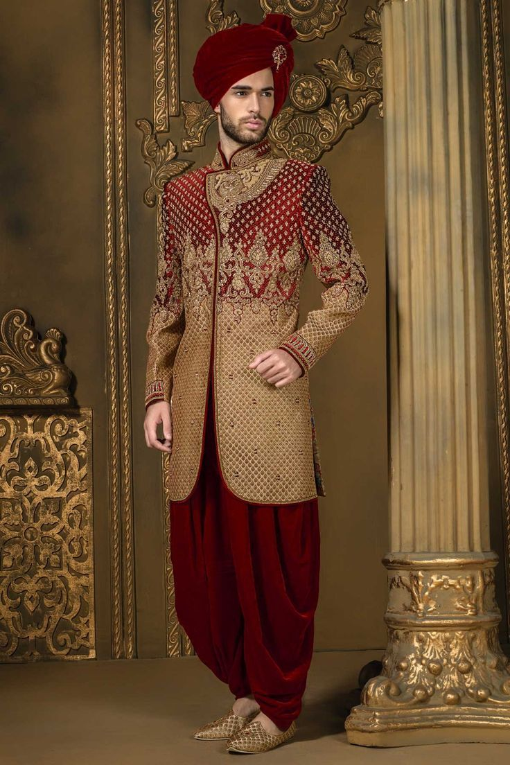 latest style wedding sherwani for men and styling ideas nihal