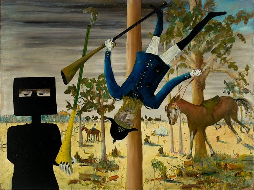 Sidney Nolan's Ned Kelly – in pictures | Art and design | The Guardian