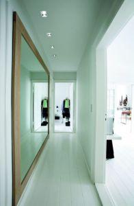 Idee per un corridoio Feng Shui | Specchio corridoio ...
