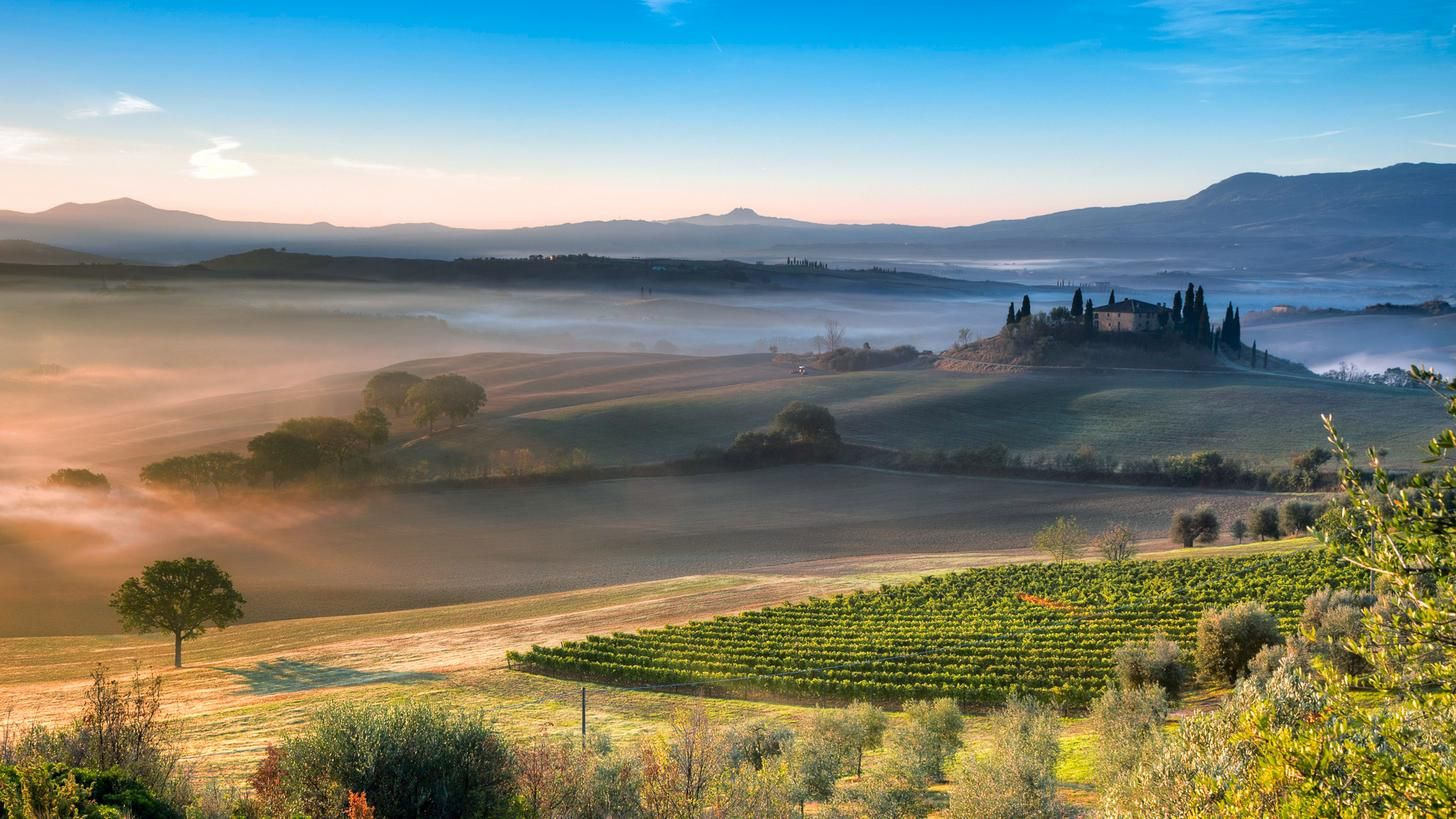 Huge Wallpaper Dump Windows 10 Lock Screen Images 1920 X 1080 Landscape Photography Tuscany Landscape Places To See
