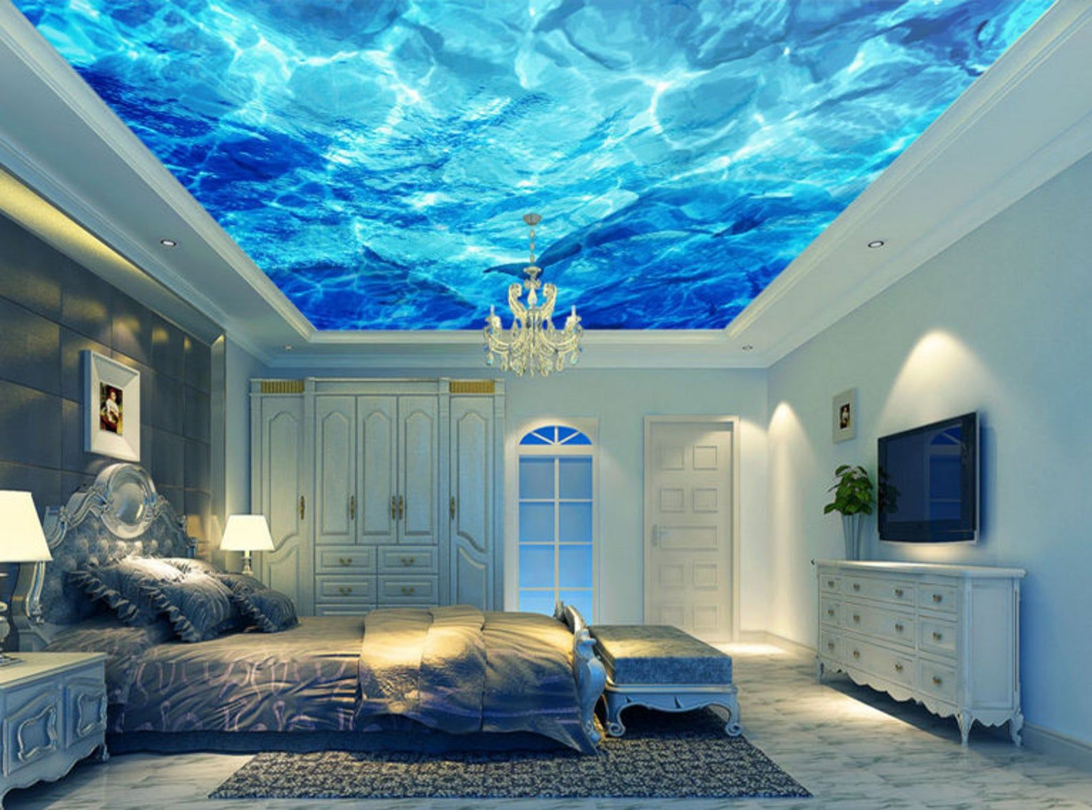 Pin On Ceiling And Wall Designs