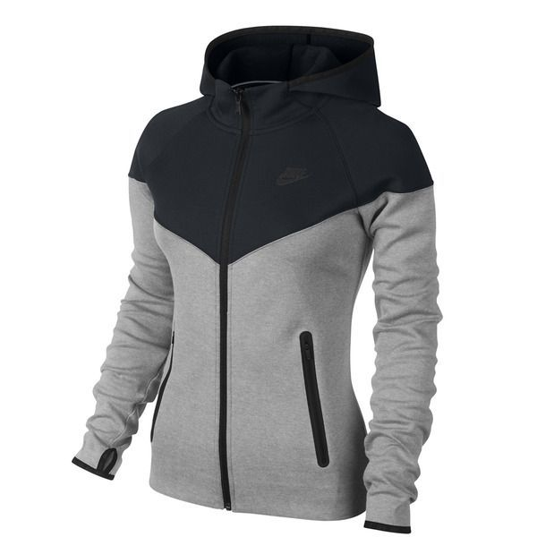 0aac8e1ba Sudadera mujer Tech Windrunner Nike - Ropa Deportiva - Mujer - El Corte  Inglés - Deportes