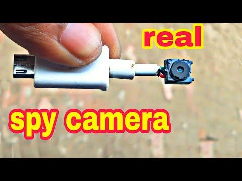 diy home made spy camera From old mobile phone camera ...