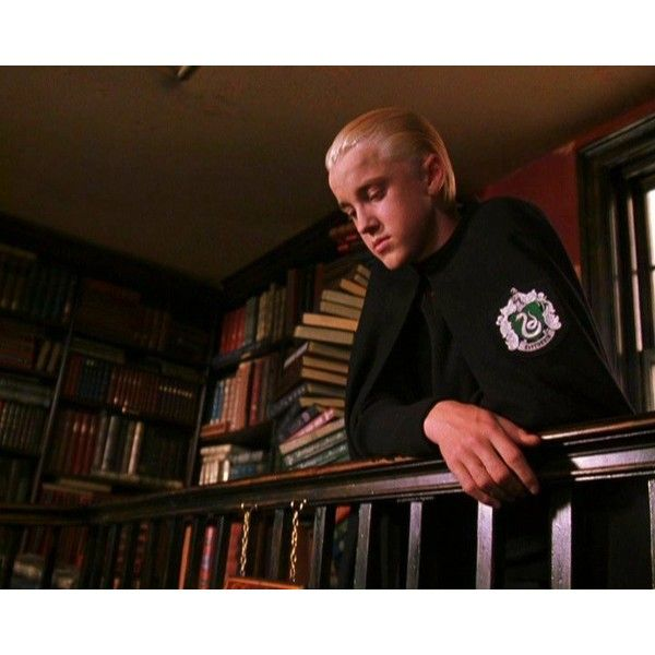Draco Malfoy Images ❤ liked on Polyvore featuring harry potter