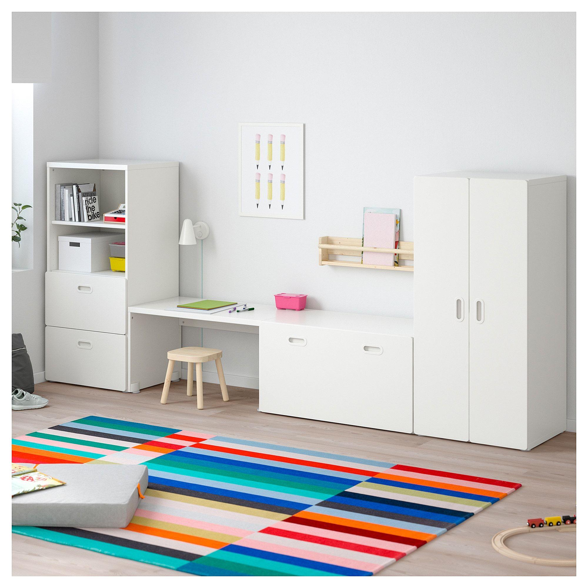 STUVA / FRITIDS Aufbewahrungskombi - weiß, weiß - IKEA Österreich