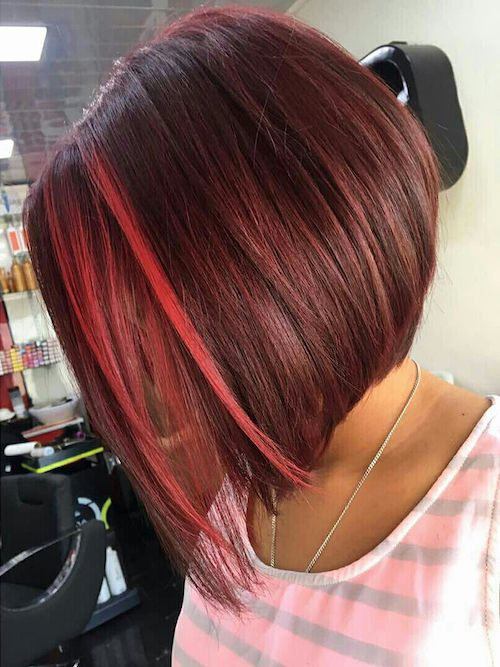 49 Red Hair Color Ideas For Women Kissed By Fire For 2018