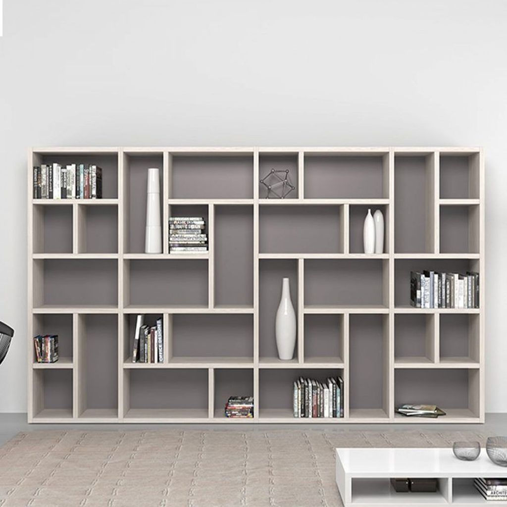 30 Comfy Bookshelf Design Ideas For Home More Beautiful Modern Bookshelf Design Bookcase Decor Contemporary Bookcase