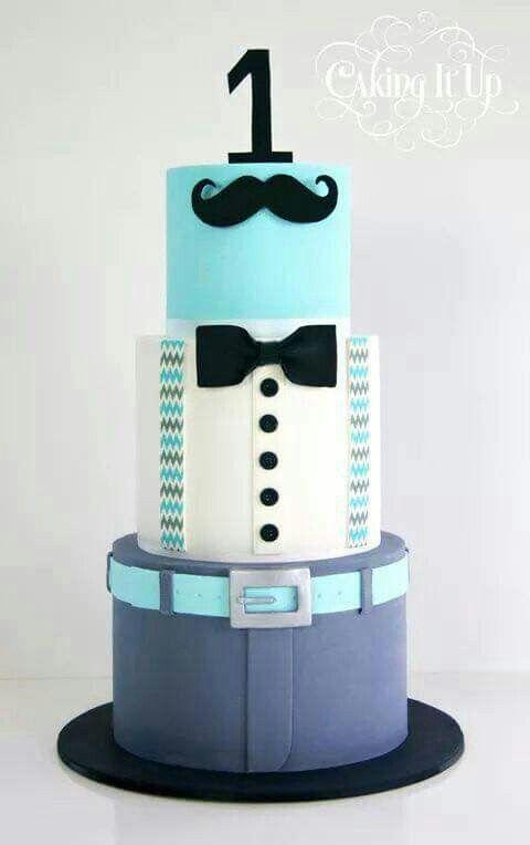 Mr cake Tartas Fondant Pinterest Cake Man cake and Birthday