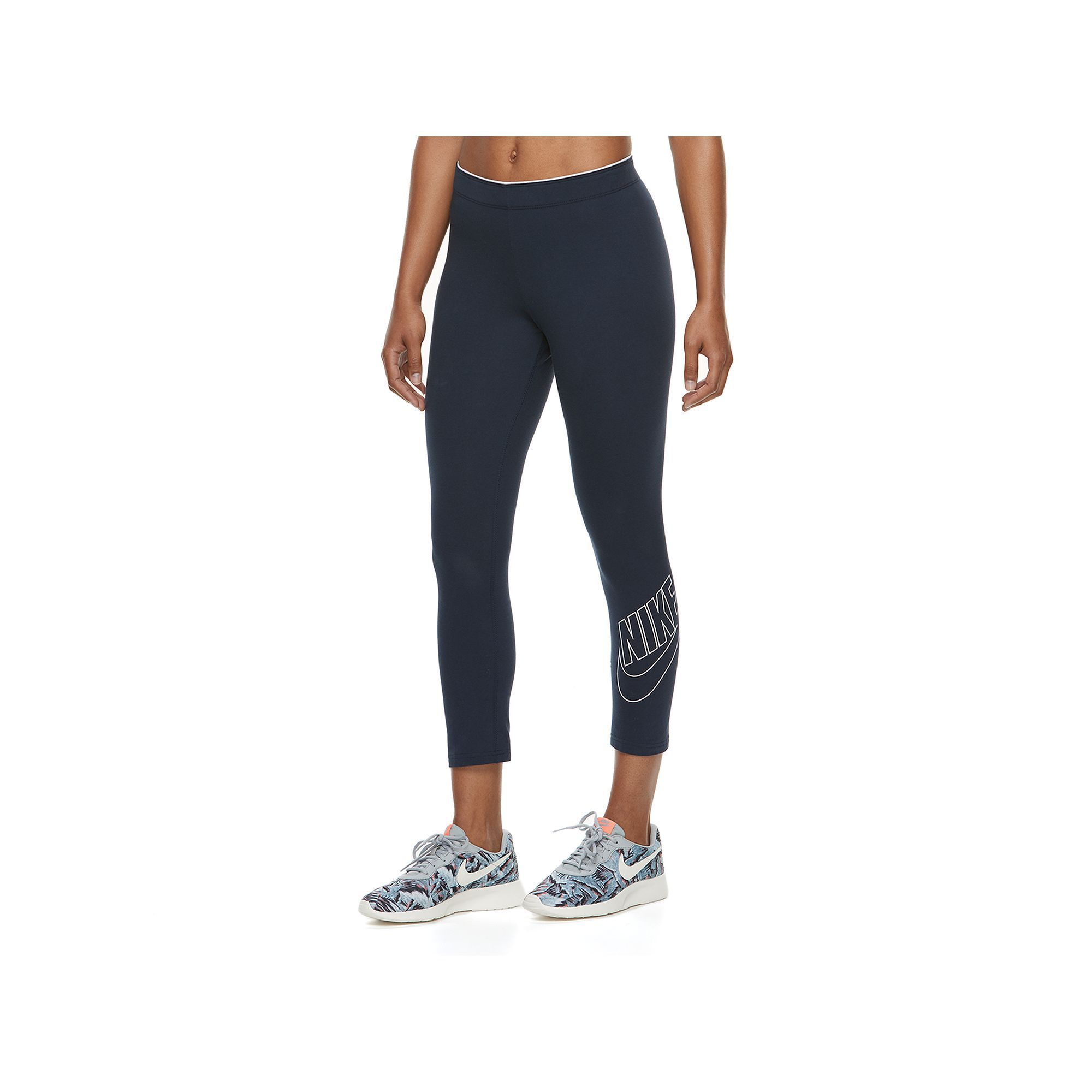 c23ea3dcc Women's Nike Futura Graphic Midrise 3/4 Tights | Products | Nike ...