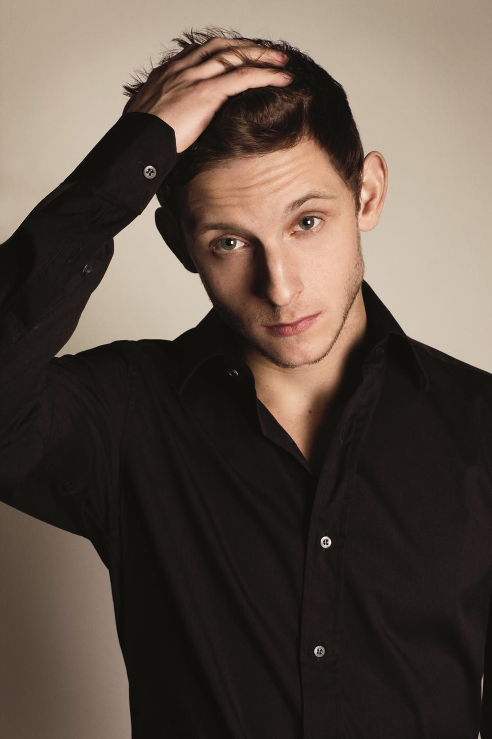 jamie bell weight and height