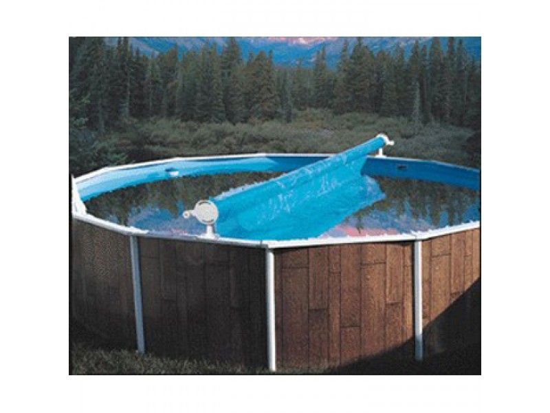 Cover Reel Odyssey Systems M818 Above Ground Solar Pool Cover Solar Pool In Ground Pools