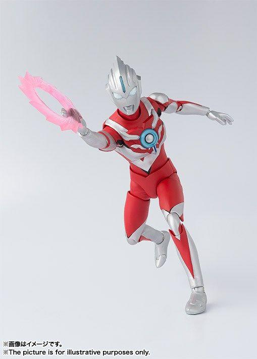 S.H.Figuarts Ultraman R//B ULTRAMAN ORB DARK Figure BANDAI TAMASHII NATION 2018