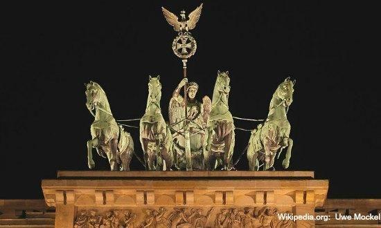 The Brandenburg Gate German Brandenburger Tor Is A Former City Gate Rebuilt In The Late 18th Century As A Neocl Brandenburg Gate Luxury Travel Blog Germany