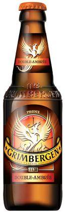 GRIMBERGEN Double Ambrée Bier 330 cl / 6.5 % Belgien