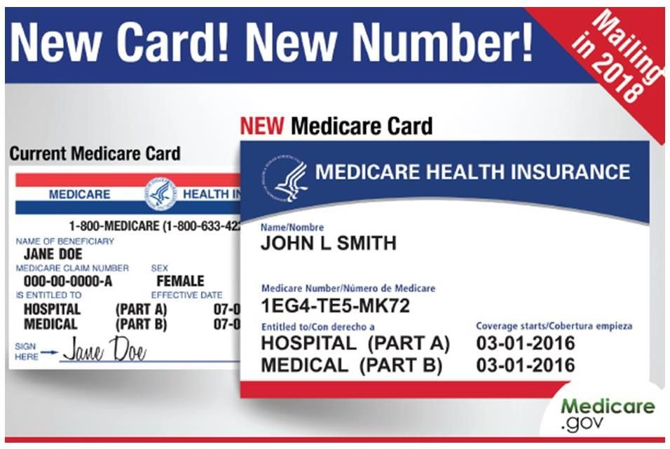 Everything You Need To Know About The New Medicare Cards Silver