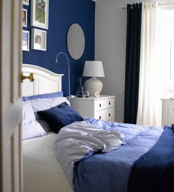 1001 id es pour une d co maison couleur indigo design d int rieur pinterest id e d co. Black Bedroom Furniture Sets. Home Design Ideas