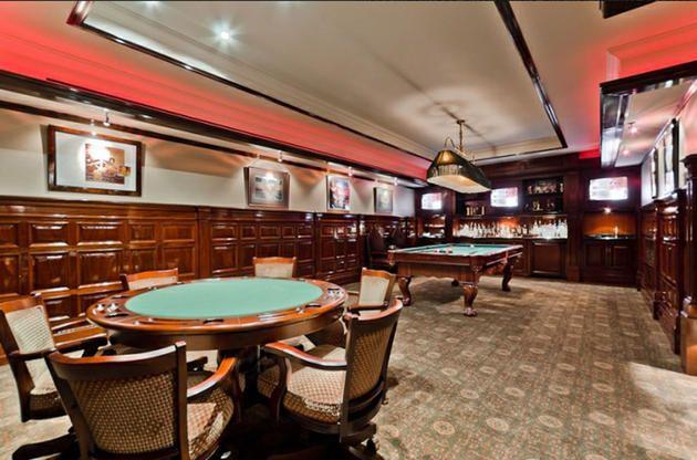 luxury home pub celine dion luxury mansion quebec canada8jpg poker room pinterest