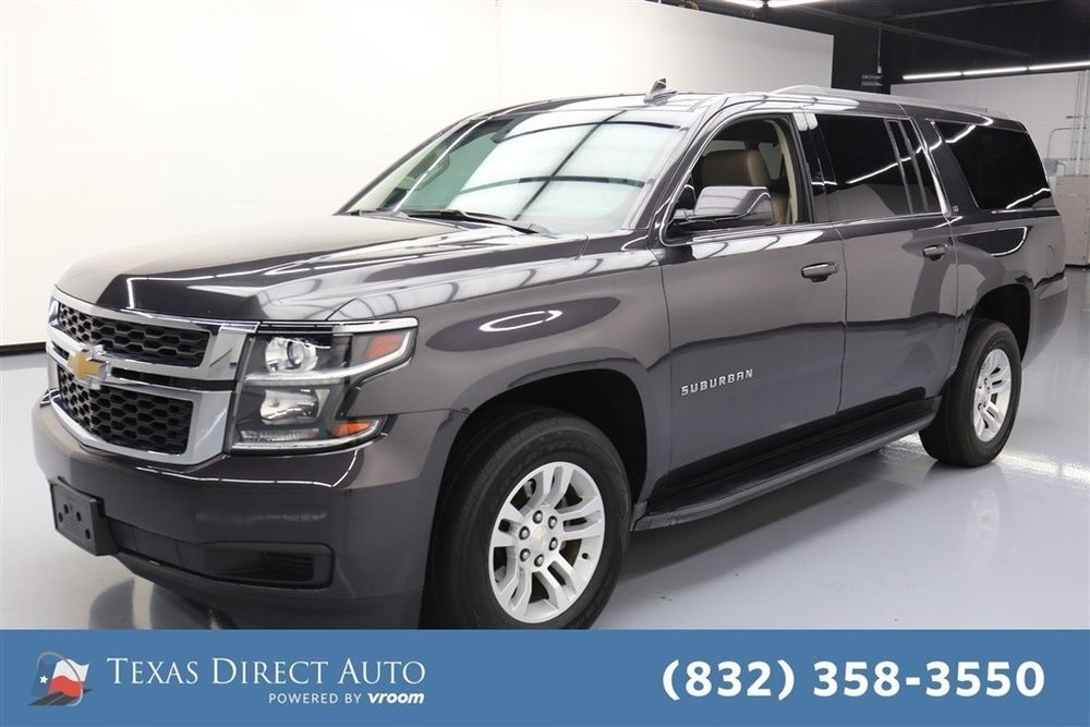 For Sale 2016 Chevrolet Suburban Lt Texas Direct Auto 2016 Lt