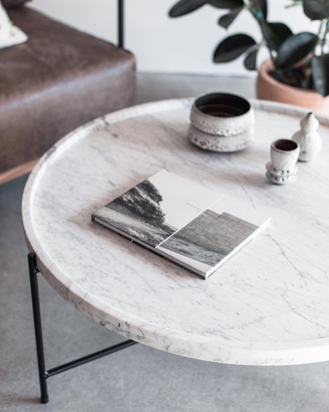 Fantastic Croft House La White Marble Marquina Coffee Table Ibusinesslaw Wood Chair Design Ideas Ibusinesslaworg