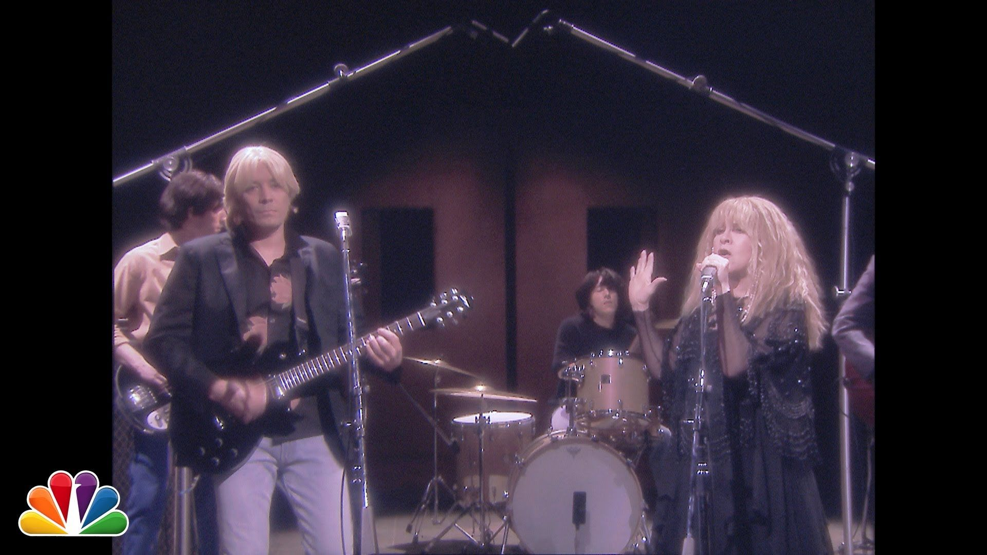 Jimmy Fallon as Tom Petty Re-Creates 'Stop Dragging My Heart Around' Duet With Stevie Nicks
