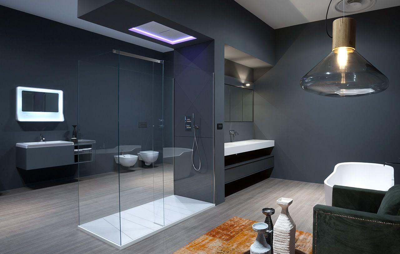 Penisola è il nuovo box doccia antoniolupi creato per permettere l