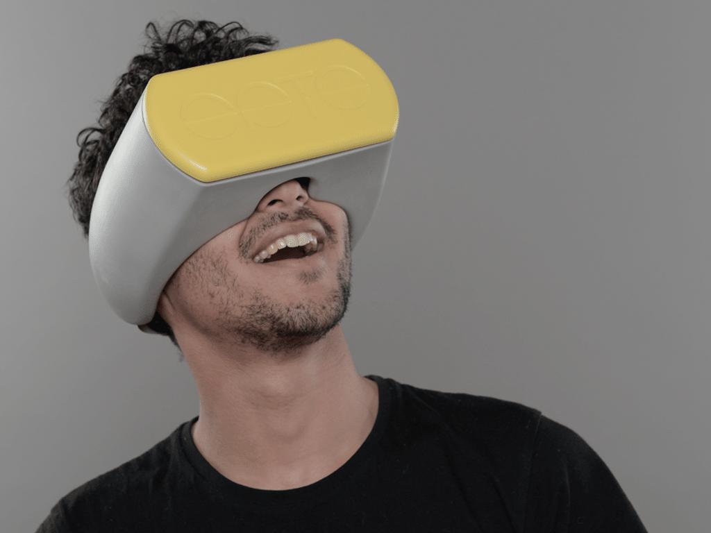 Opto – Premier casque VR avec audio intégré