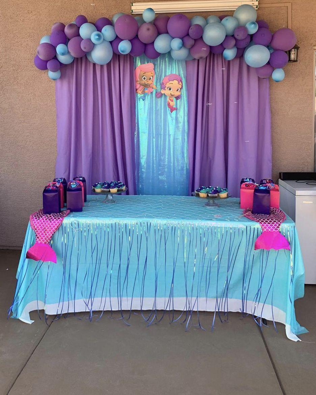 Bubble Guppies Party Bubble Guppies Party Bubble Guppies Themed Birthday Party Bubble Birthday Parties