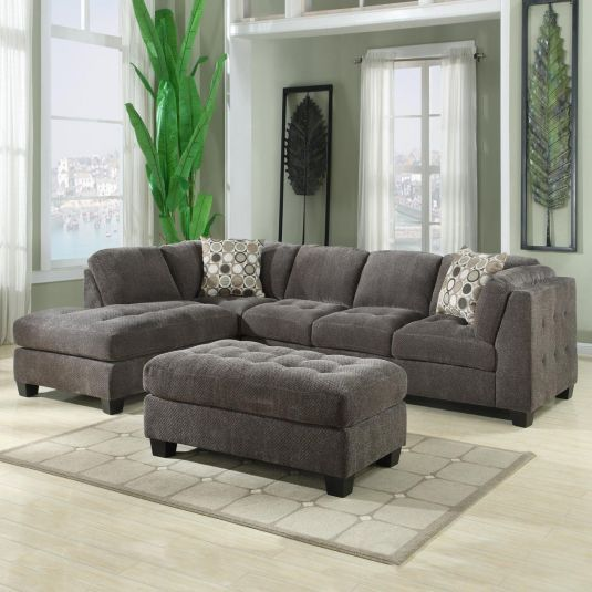 Sectional Sofas At Jeromes: Jeromes Sectional Sofas