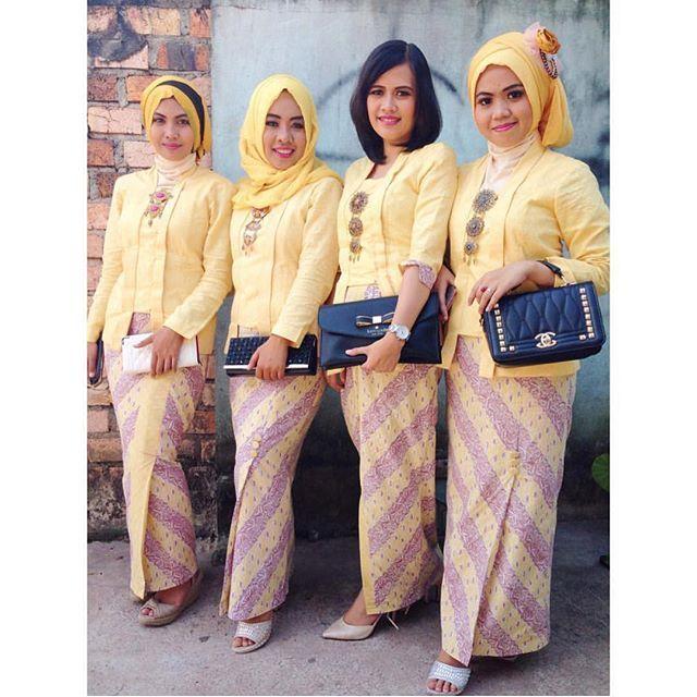 Model Kebaya Kutu Baru Muslim Modern Baju Muslim Modern Model