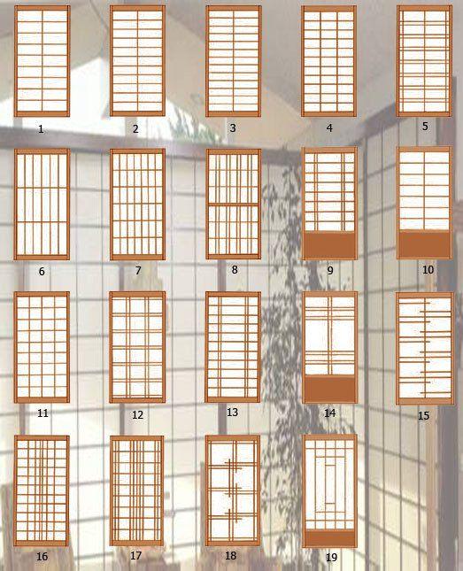 Me Fabrique Paneles Japoneses Tiempo De Crisis Hacelos Japanese - Puertas-japonesas-deslizantes