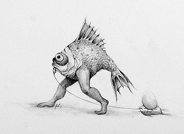 R sultat de recherche d 39 images pour dessins de jer me - Dessin animaux fantastiques ...
